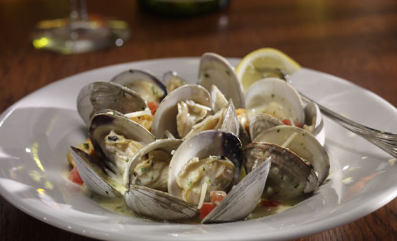 Food Photography - Clams