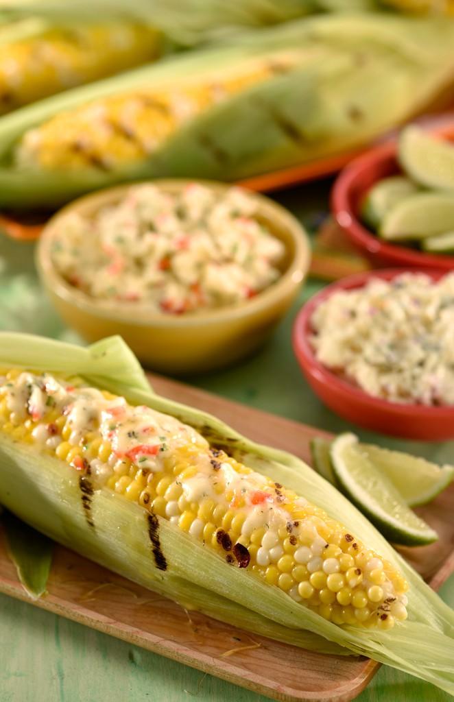corn on the cob food photograph