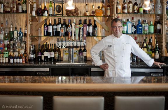Executive Chef Bill Fuller, of Big Burrito Pittsburgh