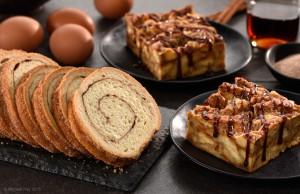 cinimon swirl bread