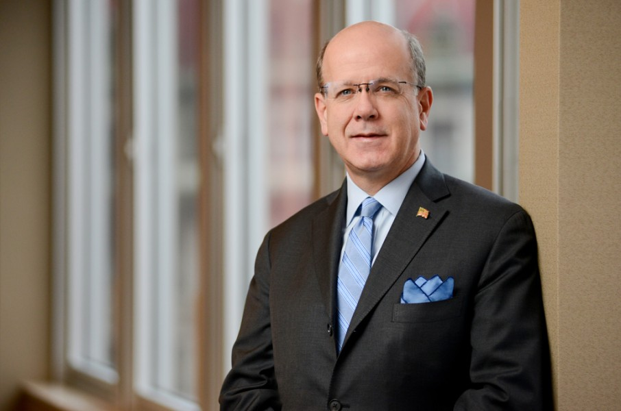Corporate Portrait of CEO at GNC