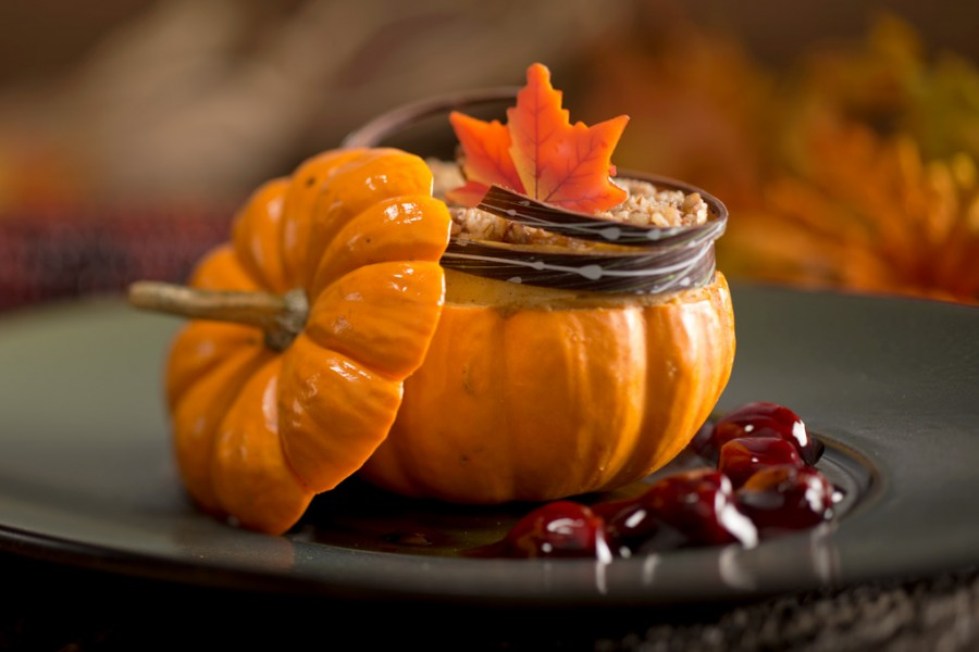 Fall food photo shot for the Duquesne Club in Pittsburgh
