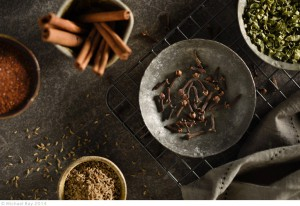 Food Photographer of spices