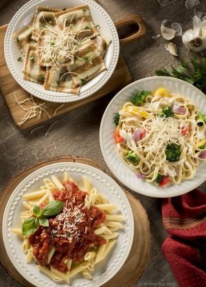 food photography - Pasta