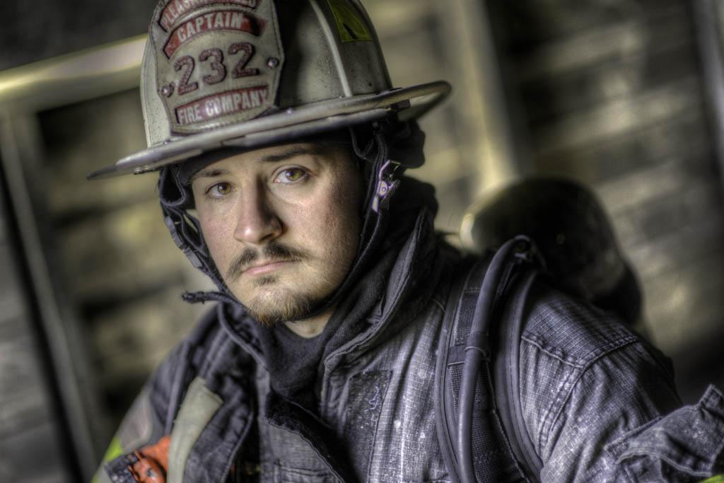 Pittsburgh Environmental Portrait