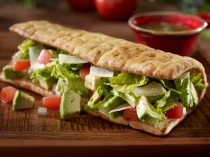 Pittsburgh Food Photographer sandwich shot