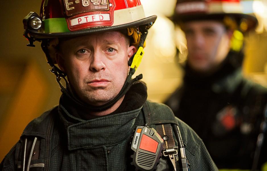 Pittsburgh Photographers shoot fireman