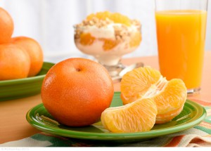 Pittsburgh food Photography of Tangerines