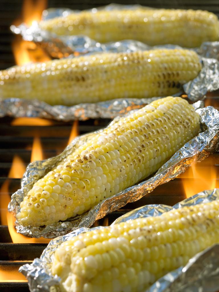 Pittsburgh food photography corn