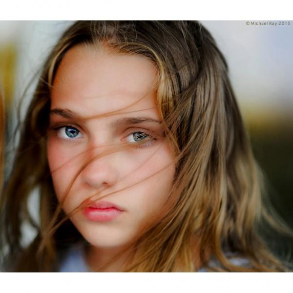 Pittsburgh teen Portrait