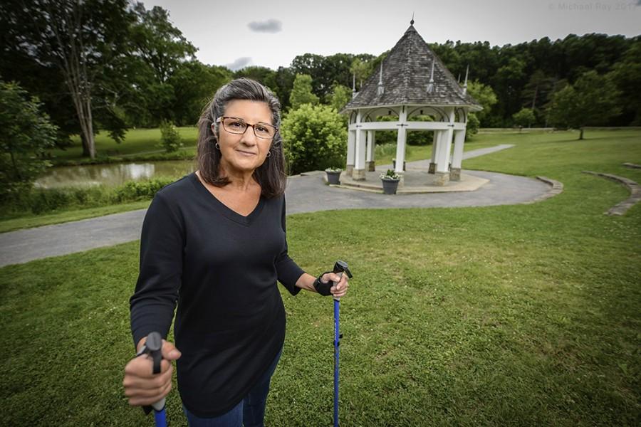 Pittsburgh Portraits of Parkinson Foundation shoot